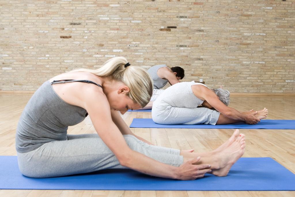 Yoga billede